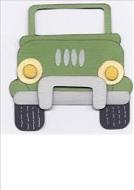 safari jeep front clipart safari jeep craft picture frames 1st day craft safari benefit