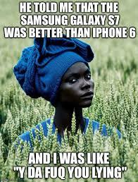 Women Meme Generator - skeptical fashionista african women meme generator imgflip