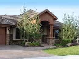 dream home plan with rv garage 9535rw architectural designs