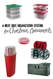 tips for organizing christmas ornaments creative cain cabin