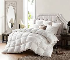 Best Goose Down Duvet Best Down Comforters For Beds In 2017 Duck Goose Down