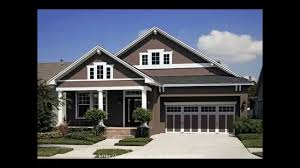 Exterior House Paint Schemes - home exterior paint color schemes ideas youtube