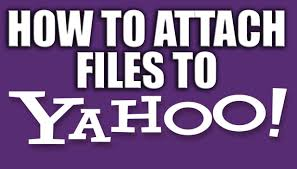 Attached File Is My Resume How To Attach A File To Yahoo Email 2016 Email Services Youtube