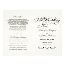 in memory of wedding program in loving memory quotes for wedding programs image quotes at