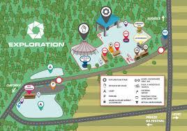 Festival Map Festival Map Released Exploration Festival Open Air Presented