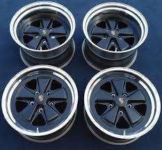 porsche 911 fuchs replica wheels 17 fuchs fikse fuch wheels rims porsche 930 turbo m505 slant air