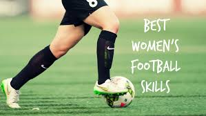 best women u0027s football skills episode 1 2016 youtube