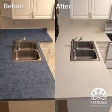 refinish kitchen countertop kitchen metallic epoxy diy customer install 1 countertop