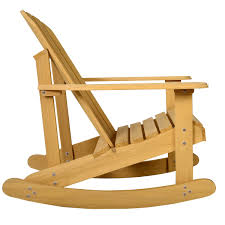 Rocking Chair Outdoor Furniture Outdoor Adirondack Rocking Chair Garden Furniture Rocking Chairs