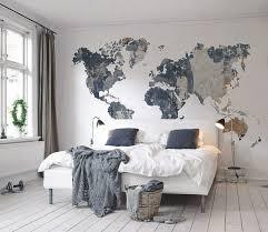 chambre avec papier peint papier peint chambre ado fille inspirations et papier peint pour