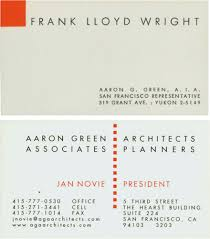 frank lloyd wright font free frank lloyd wright business card circa 1951 frank lloyd wright