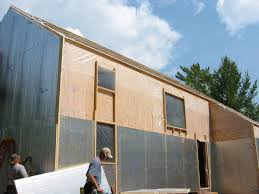 Sip Panel House by Structural Insulated Panel Great Lakes Carpentry