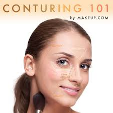 glamour makeup with highlight makeup with your face with a bronzer move on to highlighting your contouring