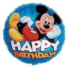 birthday balloons delivery for kids mickey mouse kids balloon bne delivery foil balloons delivered