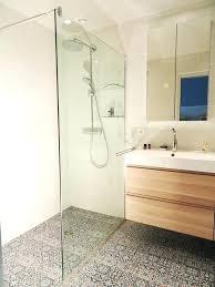 mini salle d eau dans une chambre salle d eau avec sol inspiration salle deau