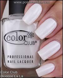 the polish addict white