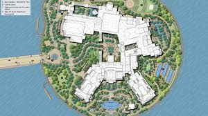 Courtyard Planning Concept Design Consulting Urban Master Planning Architecture Within The