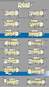 jayco travel trailers floor plans forest river wildwood travel trailer floorplans large jay flight