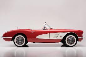 1960 chevrolet corvette 1960 chevrolet corvette 283 270 convertible 198522