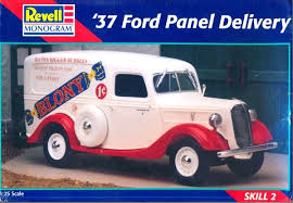 ford delivery truck 1937 ford panel delivery truck 1 25 fs