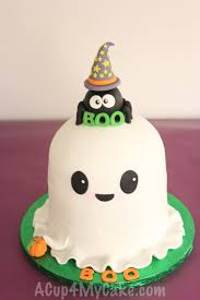 halloween ghost cakes u2013 festival collections