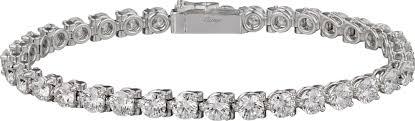 cartier bracelet diamond images Crhp600174 essential lines bracelet white gold diamonds cartier png
