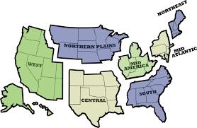 washington dc region map about naca regional map
