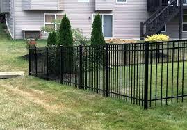 calgary ornamental aluminum fencing home rail ltd maintenance