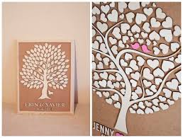 guest book ideas wedding creative guest book ideas want this 3d wedding tree wood guest