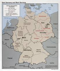 Germany Political Map by Large Detailed Political And Administrative Map Of East Germany