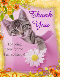 thank you i m so happy card free friends ecards greeting cards