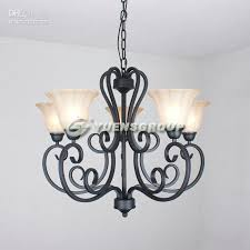 Simple Wrought Iron Chandelier Zspmed Of Wrought Iron Chandelier