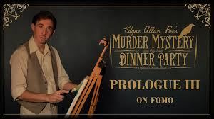 Rachel Allen Dinner Party - edgar allan poe u0027s murder mystery dinner party prologue 3 on fomo