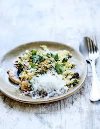 cuisiner le chou chinois chou chinois chignons et riz de konjac pour 4 personnes