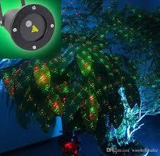 discount outdoor ip65 waterproof laser light elf light christmas