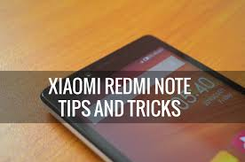 xiaomi redmi note tips and tricks youtube