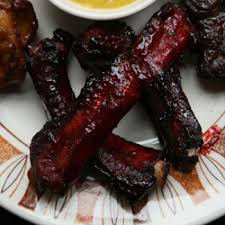 chinese barbecued spareribs barbecue ribs pork rib recipes and