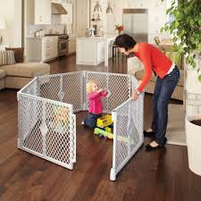 Munchkin Pet Gate Dreambaby Broadway Extra Wide And Tall Expandable Gate With Track