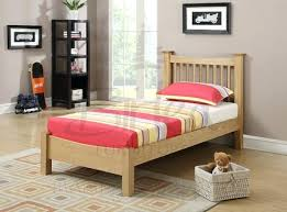 Bedroom Furniture Ready Assembled Solid Oak Bed U2013 Bookofmatches Co