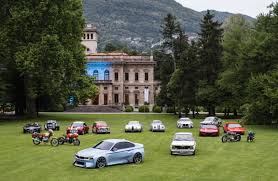 tradition as inspiration the bmw group u0027s hommage vehicles come