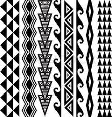 collection of 25 hawaiian tribal tattoos