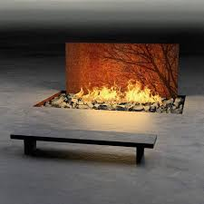 Gas Fire Pit Burner by Diy Outdoor Gas Fire Pit Burner Inside Desert In View Cool Fire