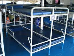 Prison Bunk Beds Overnight Boat S Prison Beds Photo