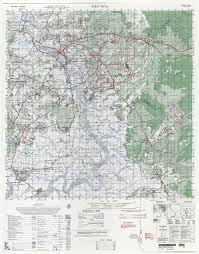 How To Read A Topographic Map Vietnam Topographic Maps Perry Castañeda Map Collection Ut