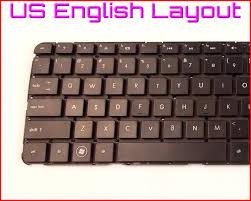 new laptop us keyboard for hp 698951 001 639396 001 697455 001 no