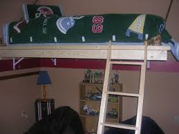Loft Bed Hanging From Ceiling by Sophisticated Suspended Bed Plans Ideas Best Inspiration Home
