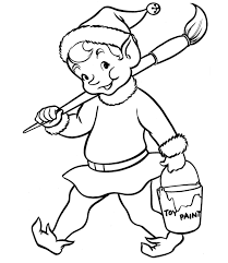 elf on the shelf coloring pages for kids elf on the shelf coloring pages free kids coloring