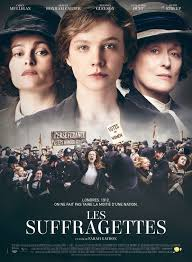 click to view extra large poster image for suffragette movie