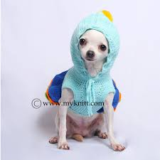 Cute Dog Products by Cute Colorful Wavy Skirts Dog Hoodie With Pom Pom Hand Crochet