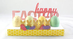 easter egg stands easter egg display stand pazzles craft room